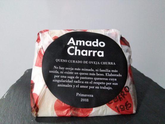 Cuña de queso Curado de Oveja Grande