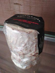 Carralejos madurado de cabra con pimentón