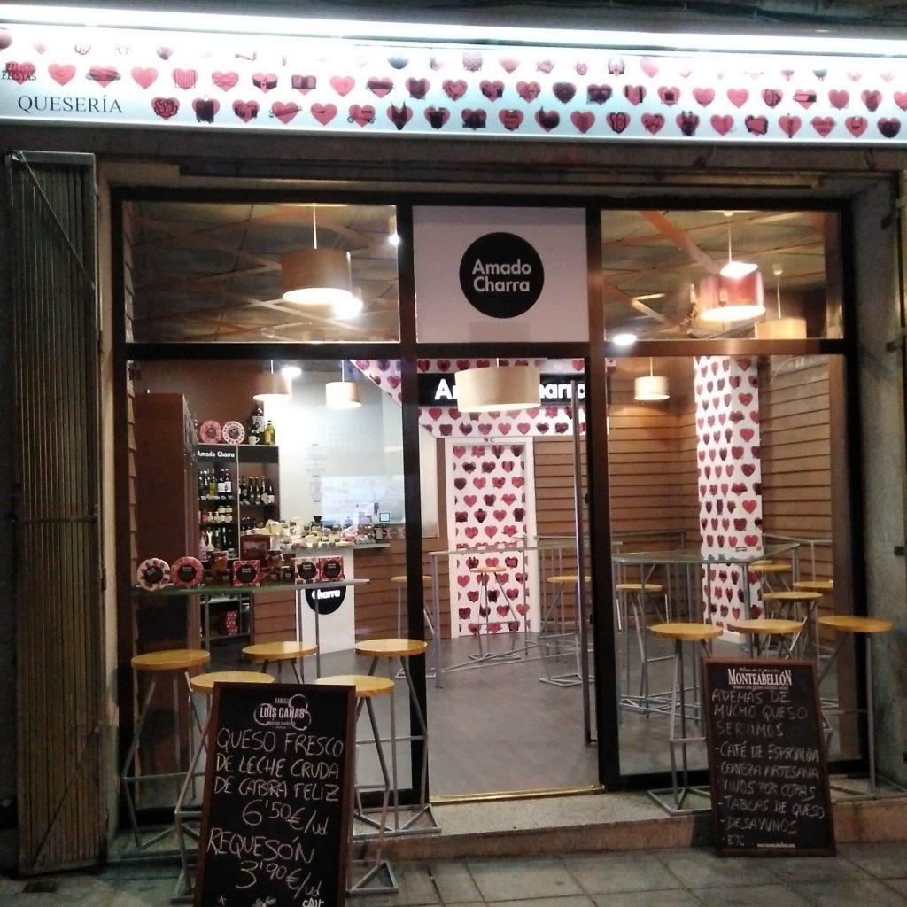 Tienda-Bar Plasencia