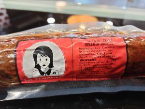 Chorizo Ibérico de Bellota Etiqueta