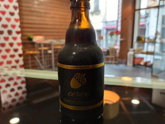 Cerveza Cerex Ibérica de Bellota