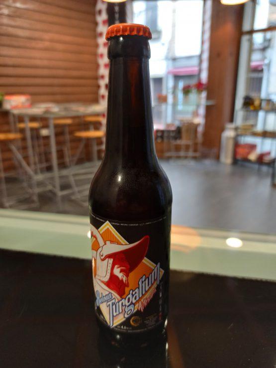 Cerveza Artesana Belona Turgalium