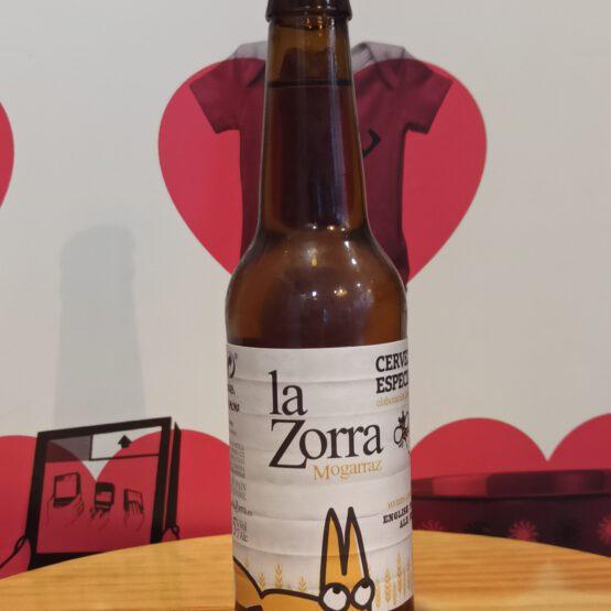 Cerveza Especial La Zorra
