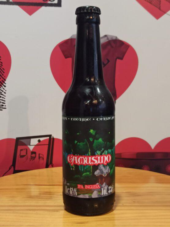 Cerveza Artesanal Gamusino
