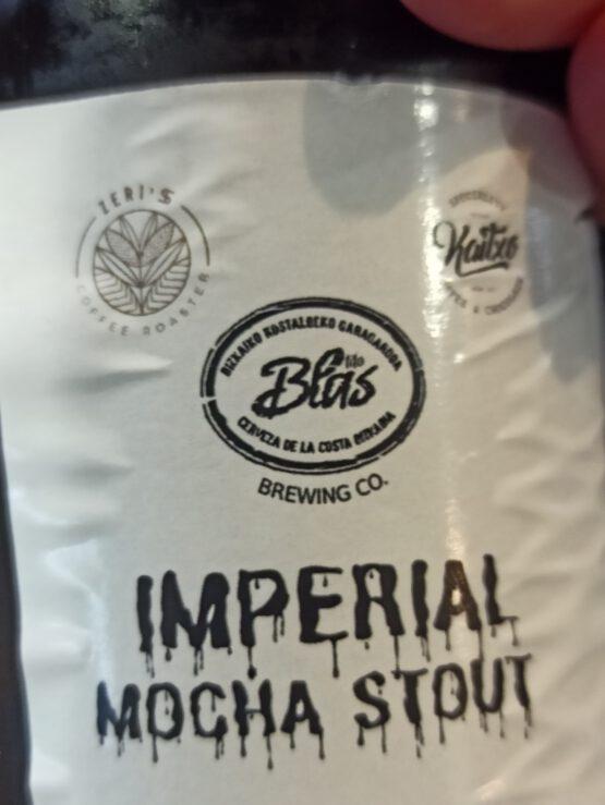 Imperial Mocha Stout