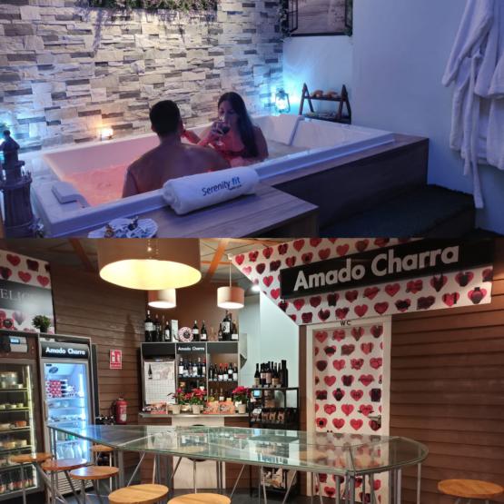 Experiencia Amado Charra - Serenity Fit