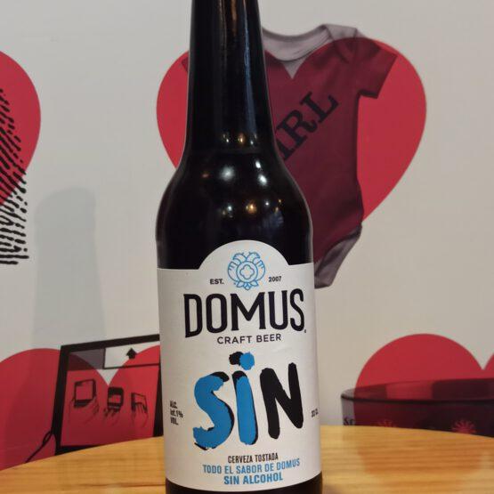 Cerveza Tostada Domus Sin Alcohol