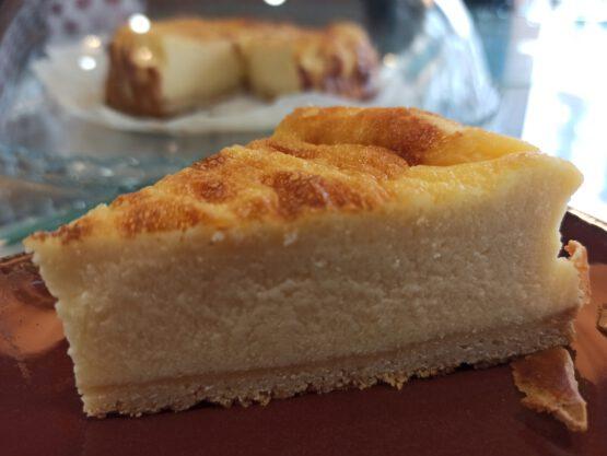 Porción Tarta de queso