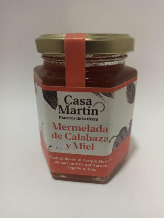 Mermelada de Calabaza y Miel Casa Martín