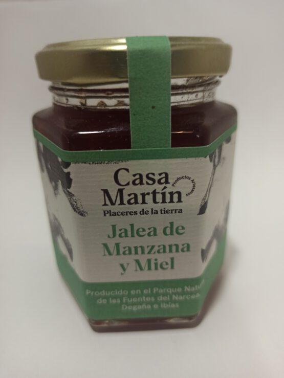 Jalea de Manzana y Miel Casa Martín