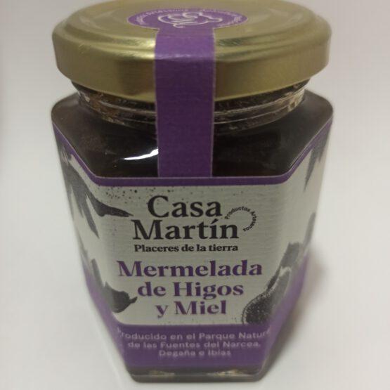 Mermelada de Higos y Miel Casa Martín