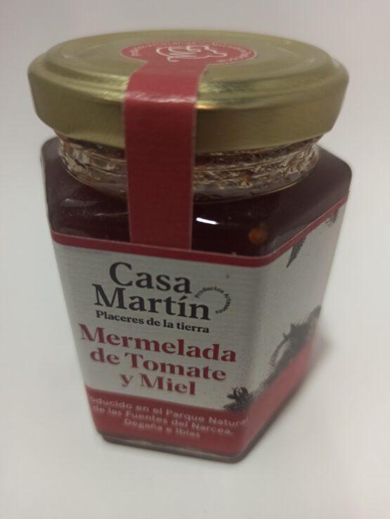 Mermelada de Tomate y Miel Casa Martín