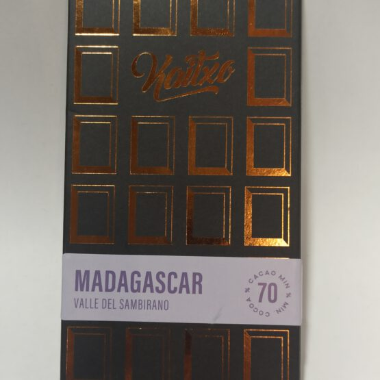 Chocolate Bean To Bar Madagascar