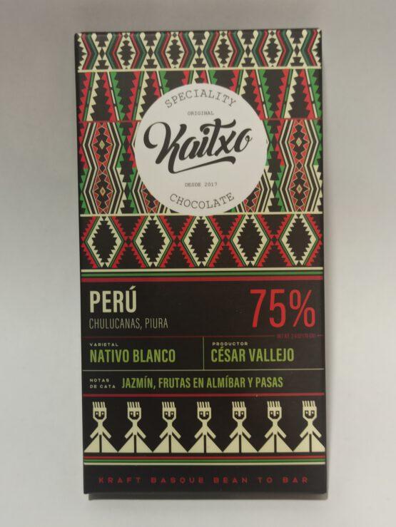 Chocolate Bean To Bar Perú Palo Blanco