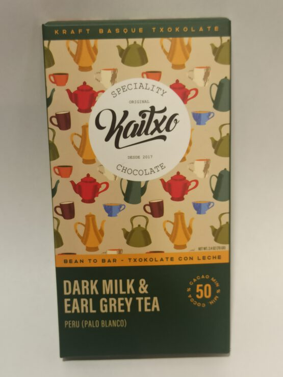 Chocolate Dark Milk Earl Grey