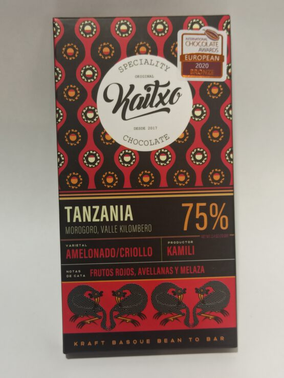 Chocolate Bean To Bar Tanzania Kokoa Kamili