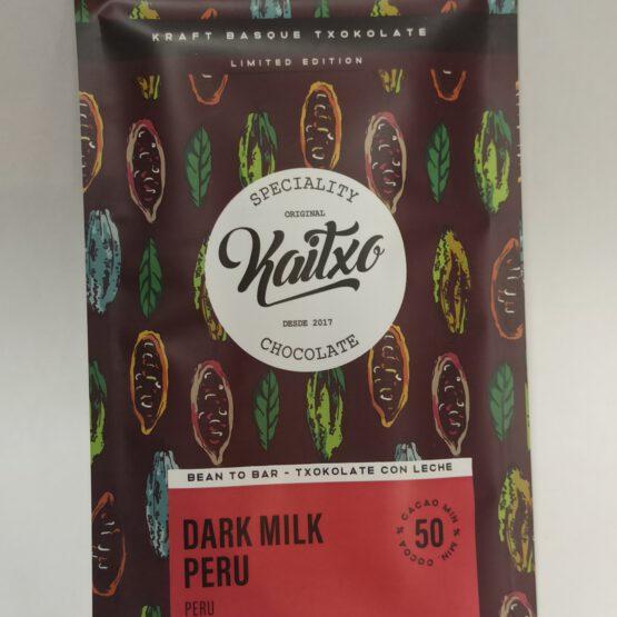Chocolate Dark Milk Perú Edición Limitada